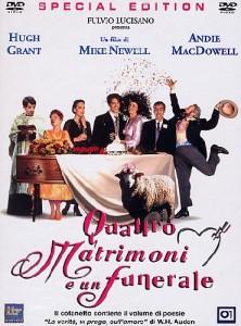 Quattro matrimoni e un funerale – Film 1994