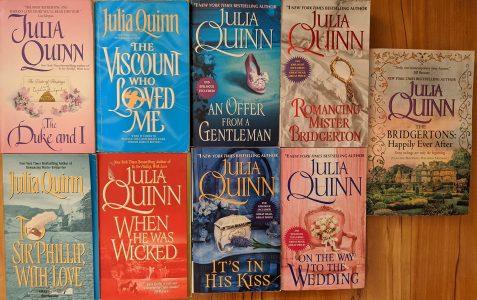 La Saga dei Bridgerton – Julia Quinn