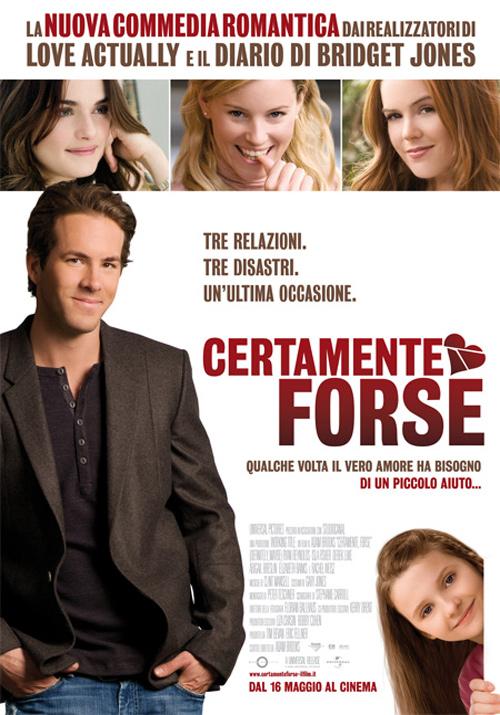 Certamente, forse - Film 2008