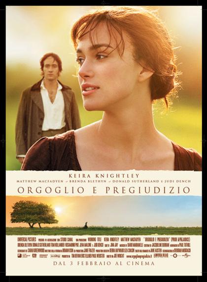 Orgoglio e pregiudizio - Film 2005 - Inghilterra 1815