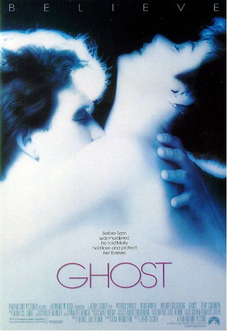 Ghost, fantasma - Film 1990