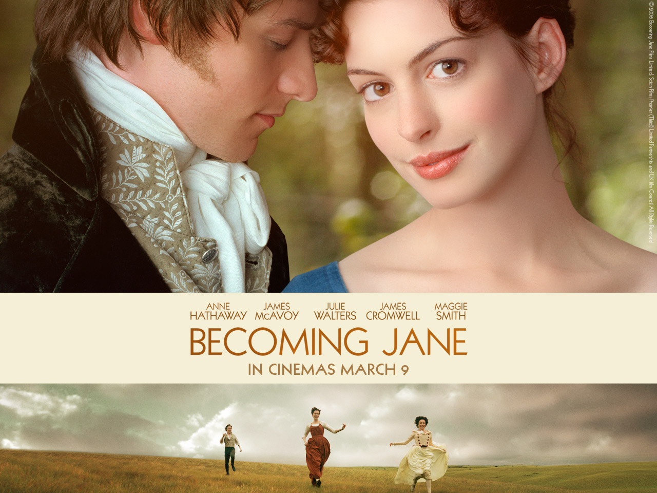 Becoming Jane - Film 2007 - Inghilterra 1795