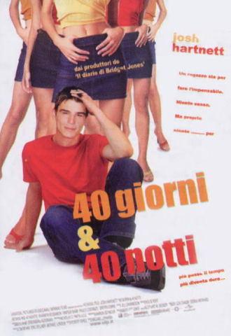 40 giorni e 40 notti - Film 2002
