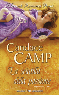 La scintilla della passione - Candace Camp
