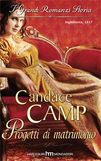 Progetti di matrimonio - Candace Camp