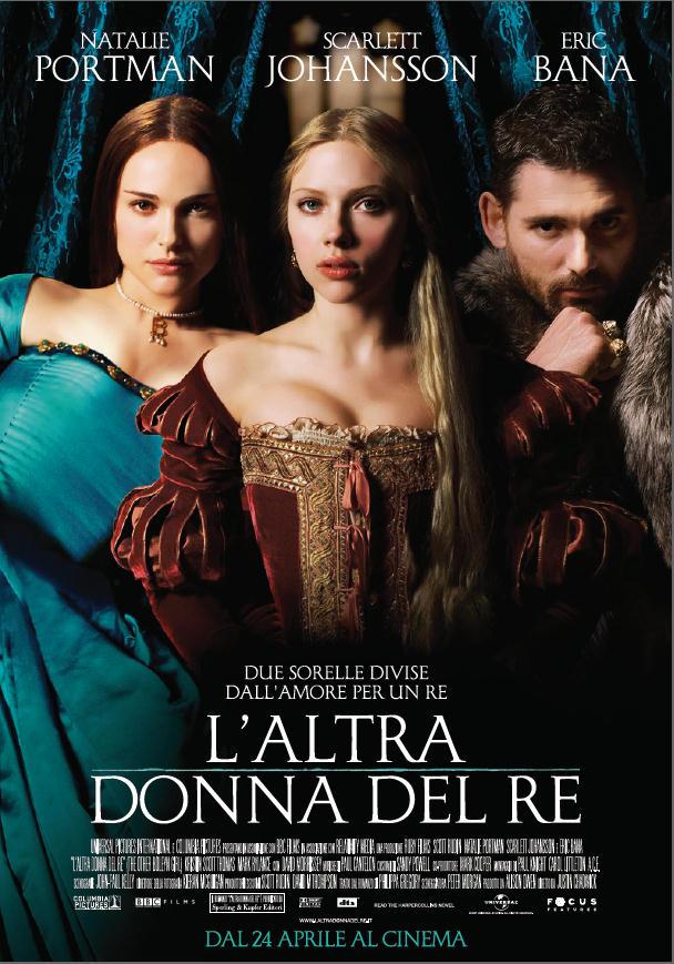 L'altra donna del re - Film 2008 - Inghilterra 1520