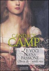 Le voci di una passione, Olivia di Castelfosco - Candace Camp