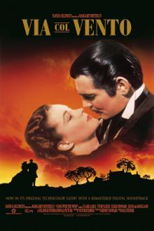 Via col vento - Film 1939 - Stati Uniti 1861