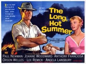 La lunga estate calda – Film 1958