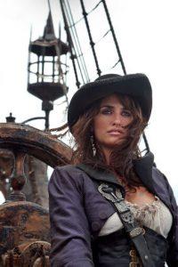 Come Penelope nel Suo Pirati dei Caraibi