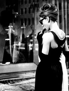 Holly Golightly Solo in Givenchy