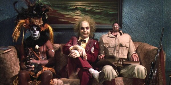 Beetlejuice – Spiritello porcello – Film 1988