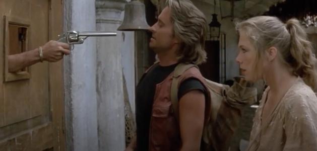 All'Inseguimento della Pietra Verde – Film 1984