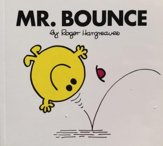 Mr. Bounce di Roger Hargreaves