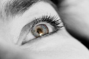Occhi che ti toccano